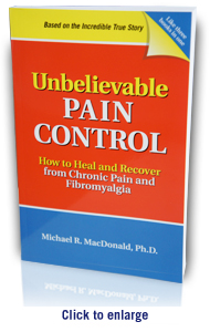 Ubelievable Pain Control Cover